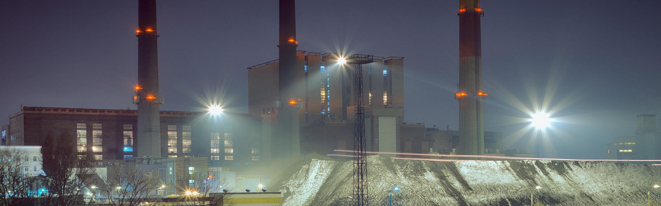 Warsaw Zerań CHP | Combined Heat&Power Plant